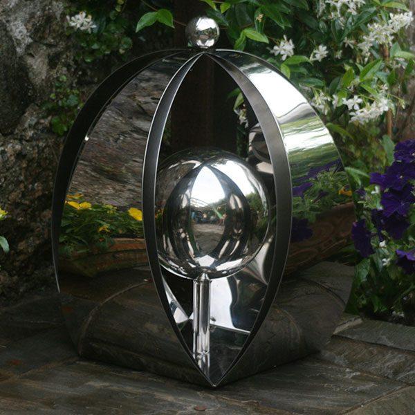 Garden Memorial Sculptures: Petal