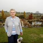 destroy memorial garden