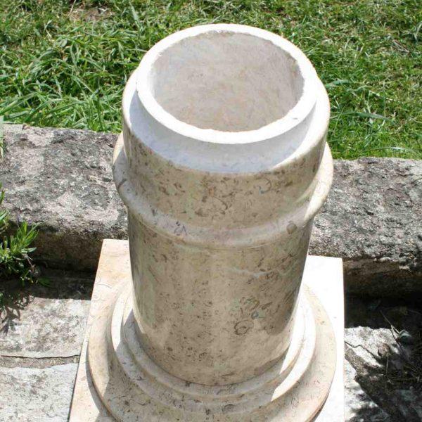 Jurassic Stone Memorial Sundial