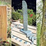 idea for garden memorial