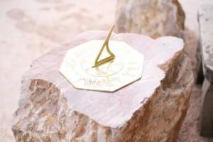 Garden Memorial Sundial Devon