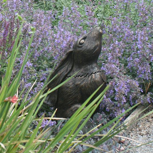 Bronze Garden Memorial for Ashes